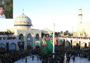 گسترش توریسم مذهبی بافق در گرو حمایت مسئولان