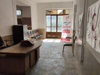 سه خانه هلال در بخش مرکزی بافق افتتاح شد