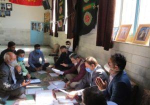 پرونده زمین خواری ۲۵۲ مترمربع از اراضی ملی روستای گزستان منتظر صدور رای دادگاه+تصاویر
