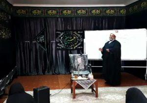 نشست اخلاقی خانواده با حضور حجت الاسلام کارگران
