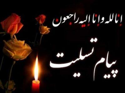 پیام تسلیت مسئول کانون دانش آموختگان بافق به خانواده شهید صادقیان