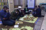 برپایی حسینیه سیار به یاد اموات تازه از دنیا رفته در شهرستان بافق+تصاویر