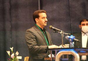 از مسئولین بخاطر انتخاب حجت الاسلام سعادت فر به سمت امام جمعه بافق تشکر میکنم/سعادت فر در جیرفت پروژه های فرهنگی خوبی انجام داده است