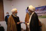 انتخاب اعضای جدید هیئت امنای امامزاده عبدالله(ع) بافق