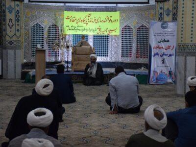 جذاب ترین نقطه مسجد محراب مسجد و نمازیست که در محراب مسجد خوانده می شود