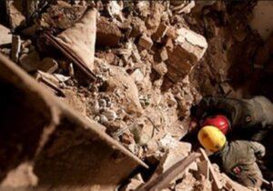 جوان ۳۲ ساله بر اثر ریزش دیوار در روستای مبارکه فوت کرد