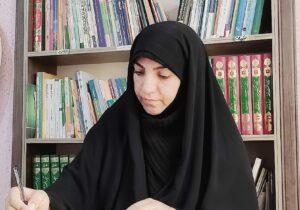 حجاب حق الله است به قلم خانم سمیه السادات حسینی پژوهشگر و مدرس حوزه علمیه