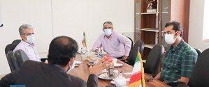 عقد قرارداد ۷۰ میلیارد ریالی شرکت سنگ آهن مرکزی با دانشگاه یزد