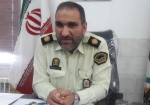 دستگیری جاعل مدارک هویتی در بافق