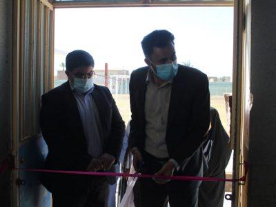 افتتاح اولین سالن ساختار قامتی ویژه دانش آموزان
