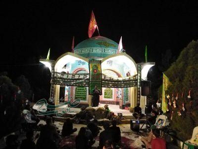 مراسم اربعین حسینی از شهدا تا سید الشهدا