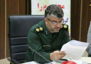 پیام تسلیت فرمانده ناحیه مقاومت بسیج بافق در پی ترور دانشمند هسته ای دکتر محسن فخری زاده