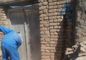 پرکردن کانال های گاز تعدادی از روستاهای دهستان کوشک بافق و نارضایتی اهالی محل/بخشدار مرکزی بافق:موضوع پیگیری و حل شد