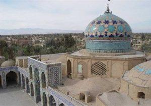 تغییر و تحولات در هئیت امنای امامزاده عبدالله (ع) بافق انجام می شود