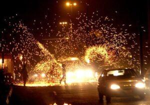 حادثه آفرینان چهارشنبه آخر سال تا ۱۵فروردین ۱۴۰۰در بازداشت می مانند