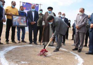 آغاز ساخت پایگاه اورژانس پیش بیمارستانی شهری در بافق