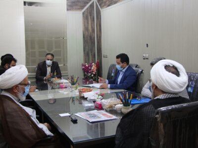 جلسه هیئت امنای امامزاده عبدالله(ع) برگزار شد