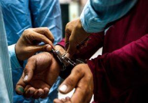دستگیری ۶ خرده فروش مواد مخدر در بافق