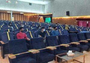 برگزاری دوره آموزشی عکاسی نجوم در بافق + تصاویر
